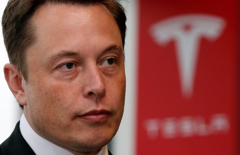 BlackRock Voted to Replace Tesla's Musk with Independent Board Chair