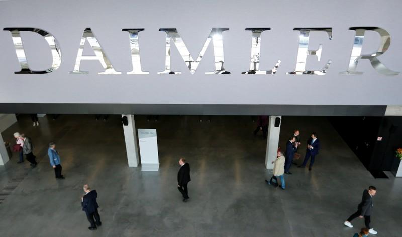 Daimler buys 20 percent stake in Volkswagen's Heycar used-car platform