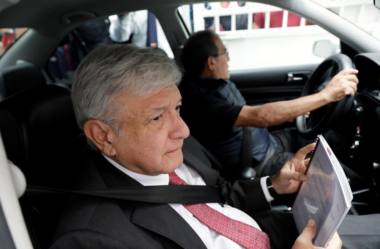 Mexico President Elect Hails Passage Of Public Sector Pay Cuts