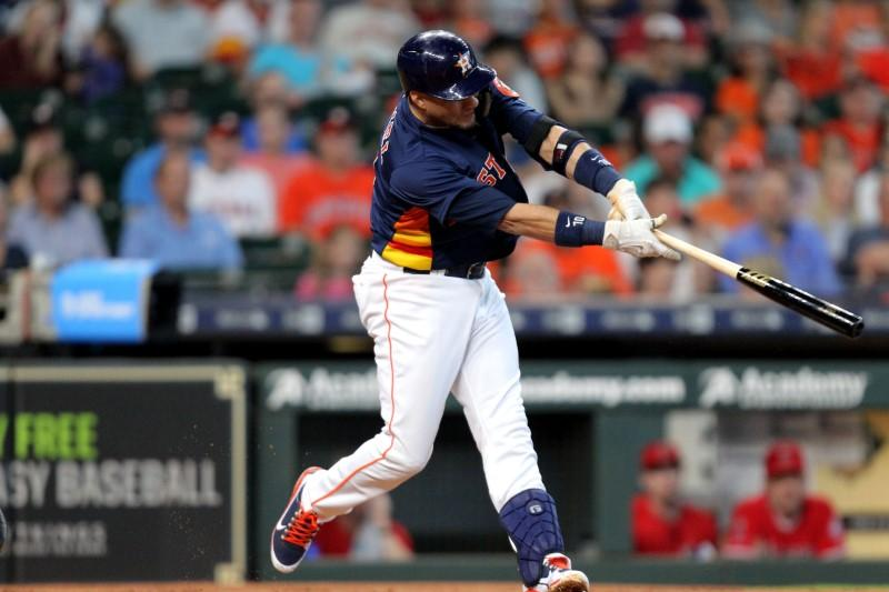 MLB roundup: Astros sweep Angels