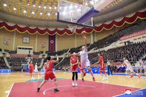 Sports diplomacy in North Korea