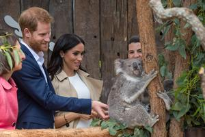 Harry and Meghan's first overseas tour