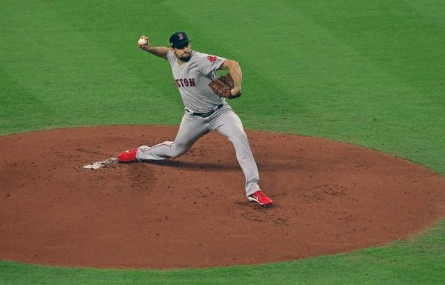 Eovaldi, Red Sox shut down Astros for 2-1 ALCS lead - Reuters