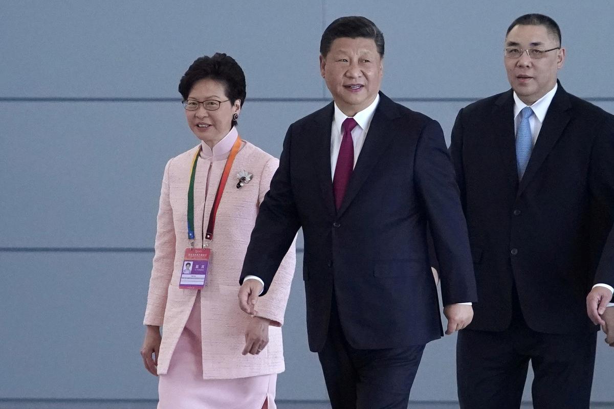 China's Xi declares Hong Kong-Zhuhai-Macau bridge open