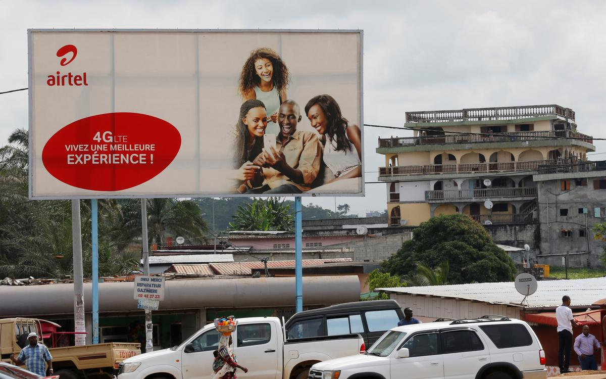 Airtel Africa raises $1.25 billion from SoftBank, five other investors