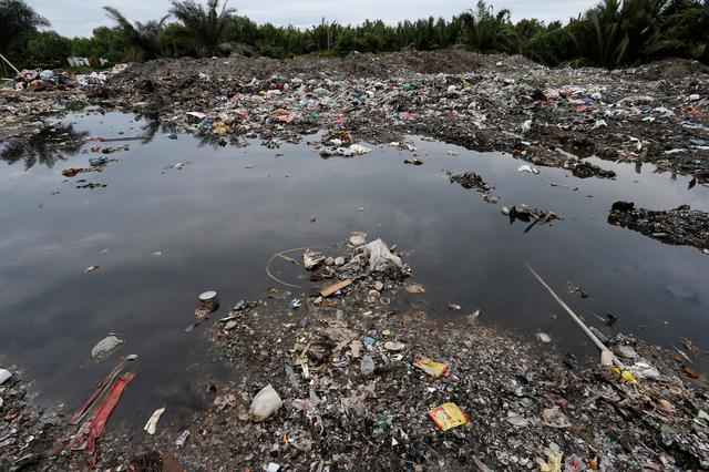 Swamped with plastic waste: Malaysia struggles as global