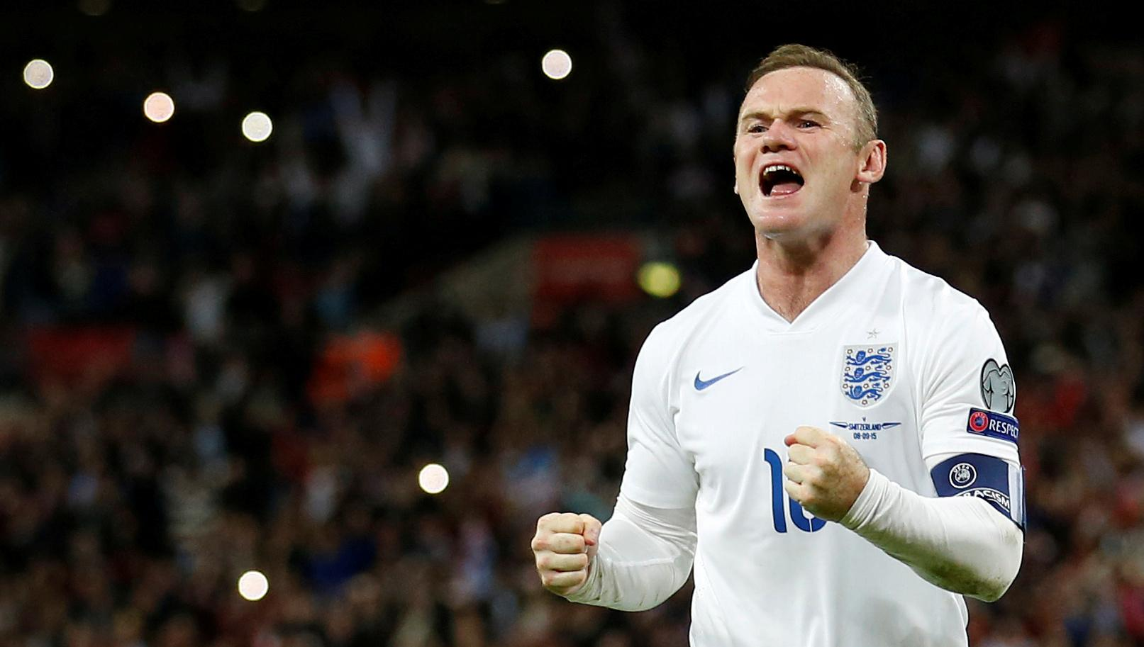 Soccer: Rooney to make England farewell in one-off international friendly
