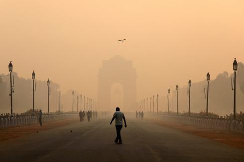 India's toxic smog problem