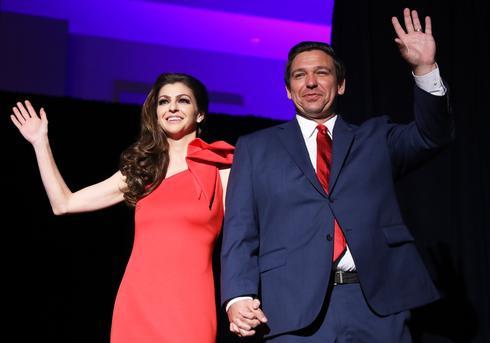 Republican DeSantis elected Florida governor
