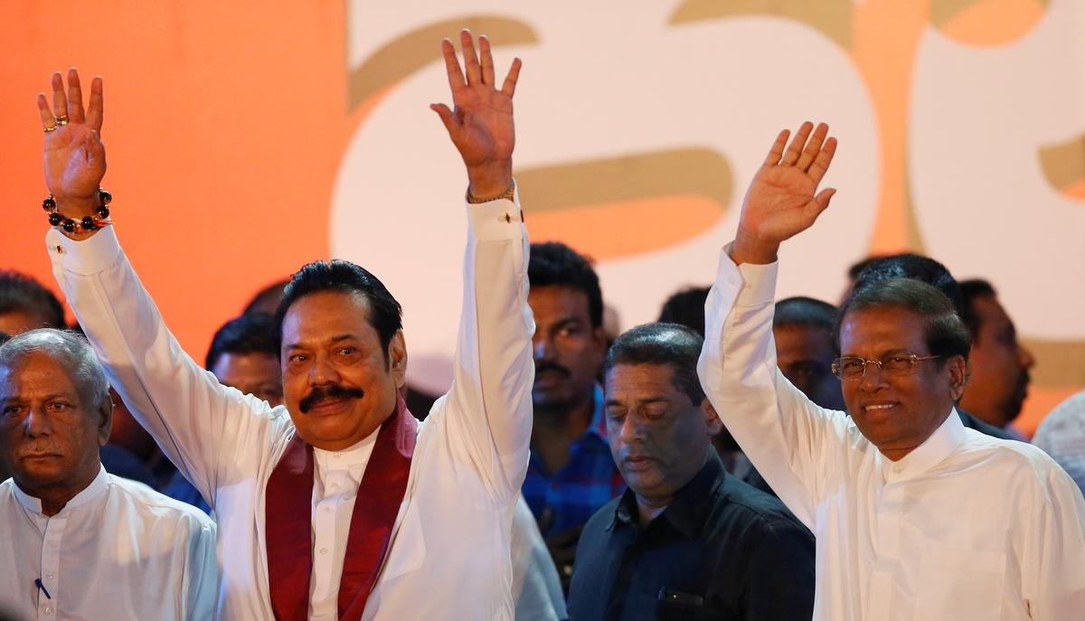 Sri Lankan Tamil parties reject president's call to support controversial new PM