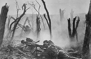 100 years since World War One