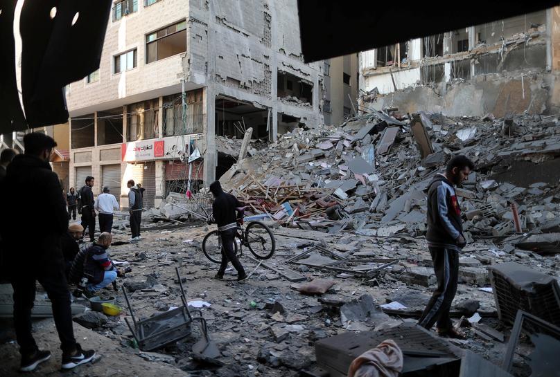 reuters.com - Nidal al-Mughrabi and Dan Williams - Israel-Gaza border ignites in most serious fighting since 2014 war