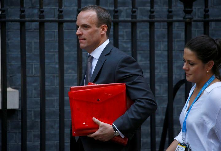 英EU離脱担当相ら辞任、協定案承認に抗議 与党でメイ降ろしの動き