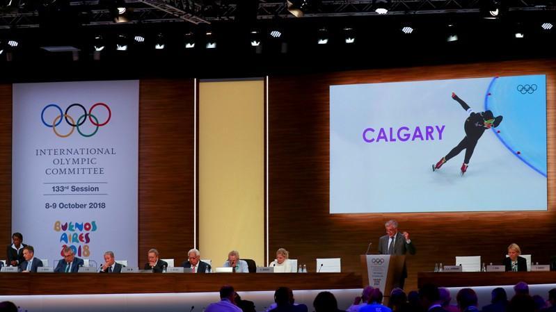 foto de IOC faces 2026 Winter Games conundrum as cities flee - Reuters