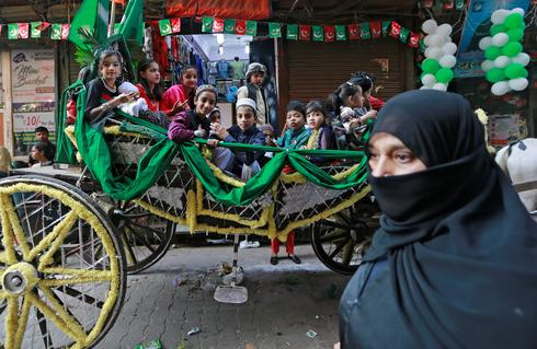 Eid-e-Milad-ul-Nabi in India