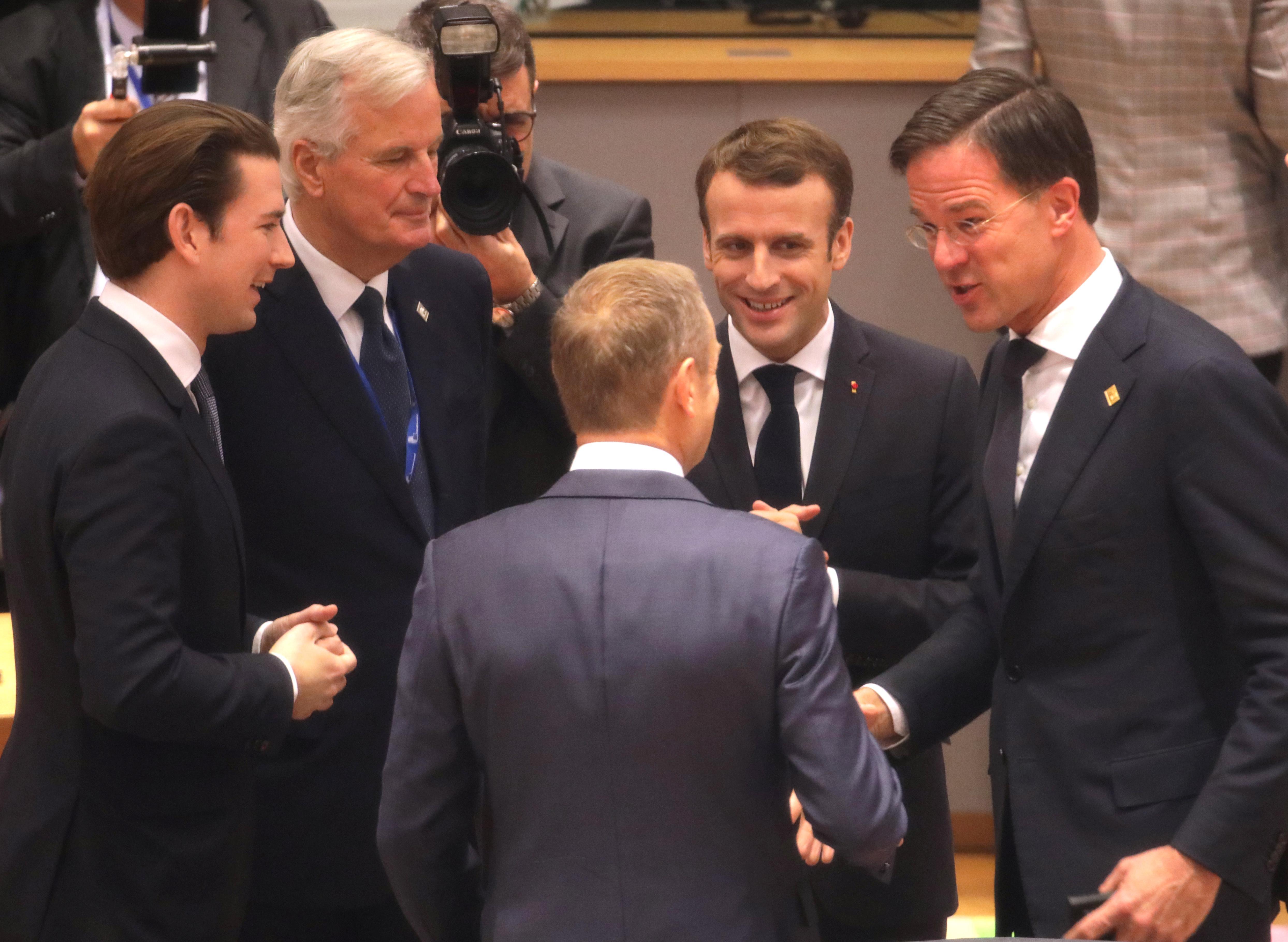 EU leaders endorse Brexit deal