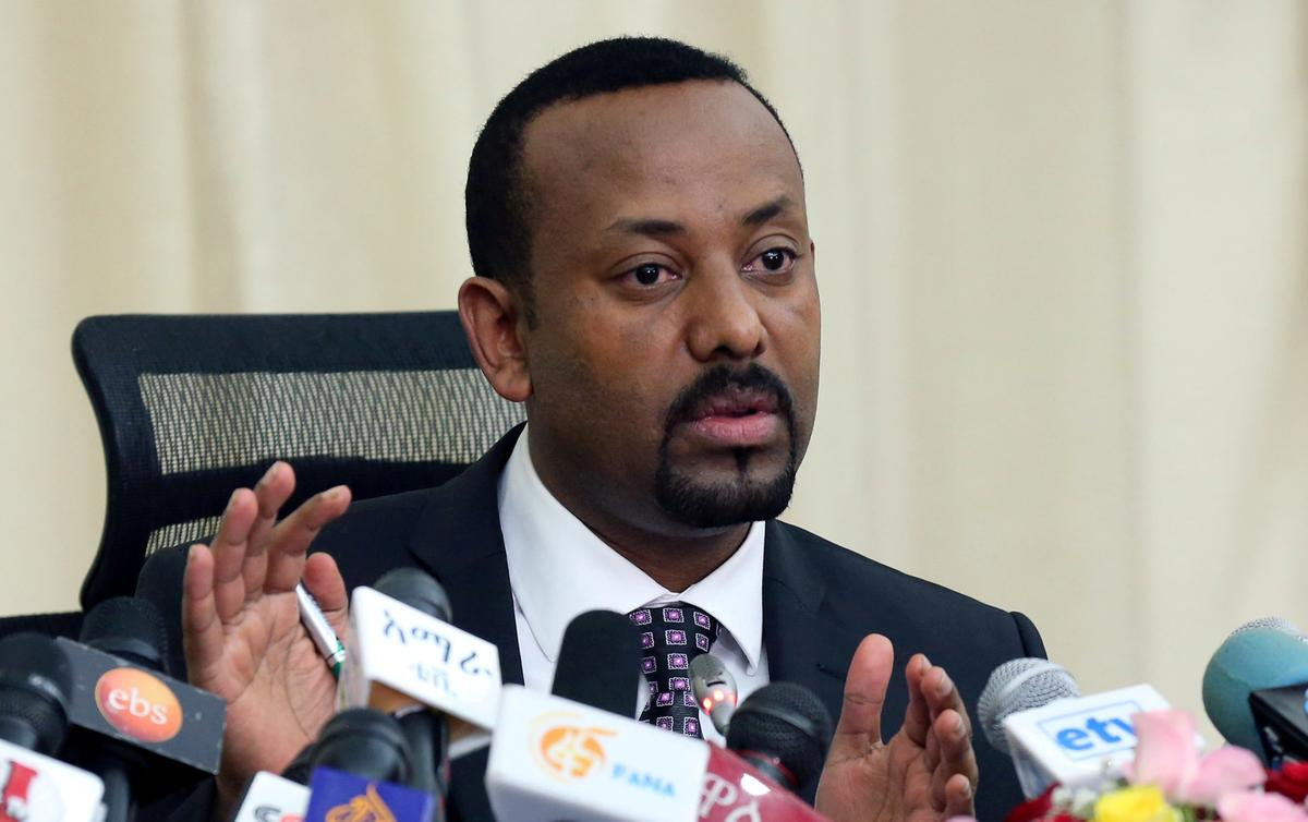Ethiopia PM meets opposition parties, promises fair elections