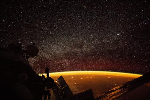 Pictures of the year: Space