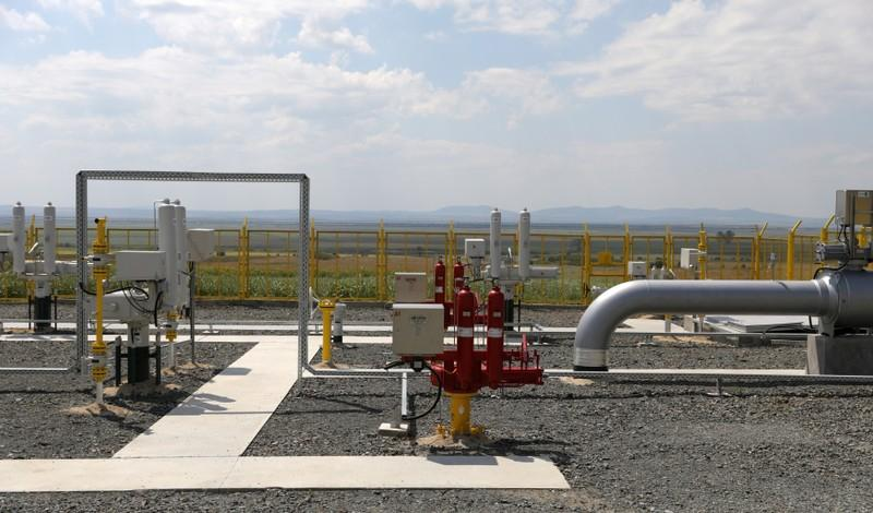 Bulgaria prepares to transport Russian gas to central Europe - Reuters
