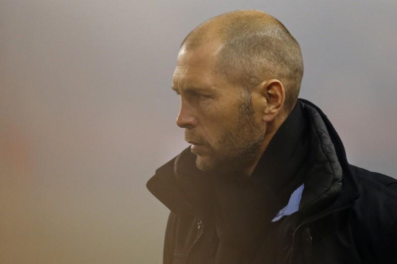 Berhalter appointed U S  men's national team coach Forgotten man