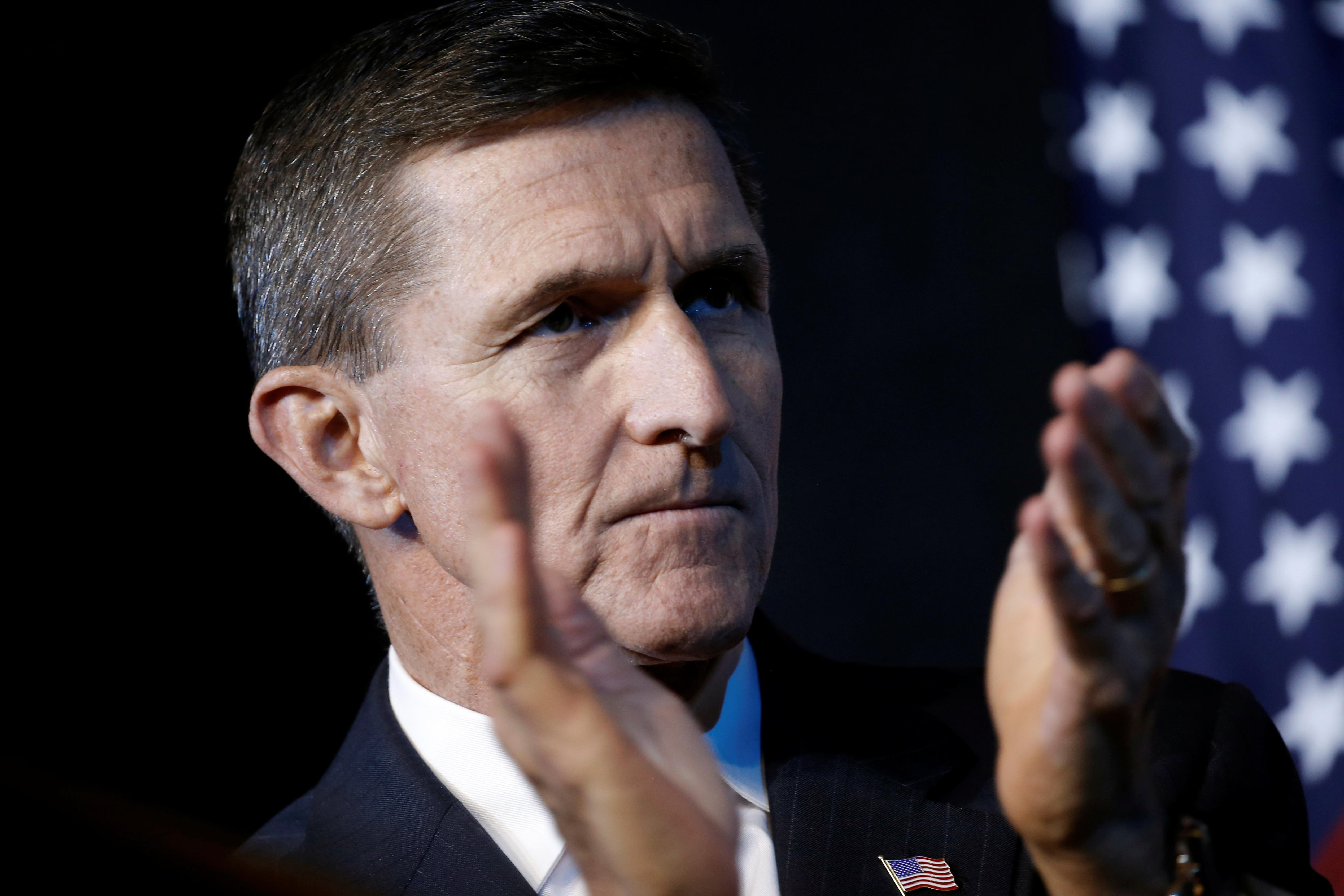 Mueller says Flynn 'substantially' aided probe of possible links between Russia, Trump campaign