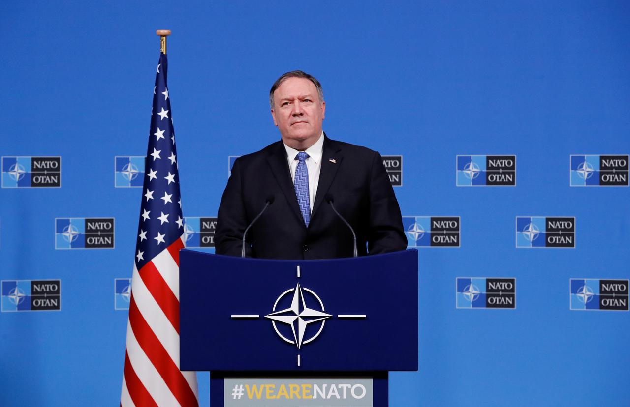 U S  gives Russia 60 days to comply with nuclear treaty - Reuters