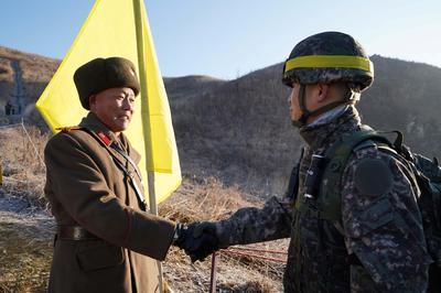 Easing tensions along the Korean DMZ
