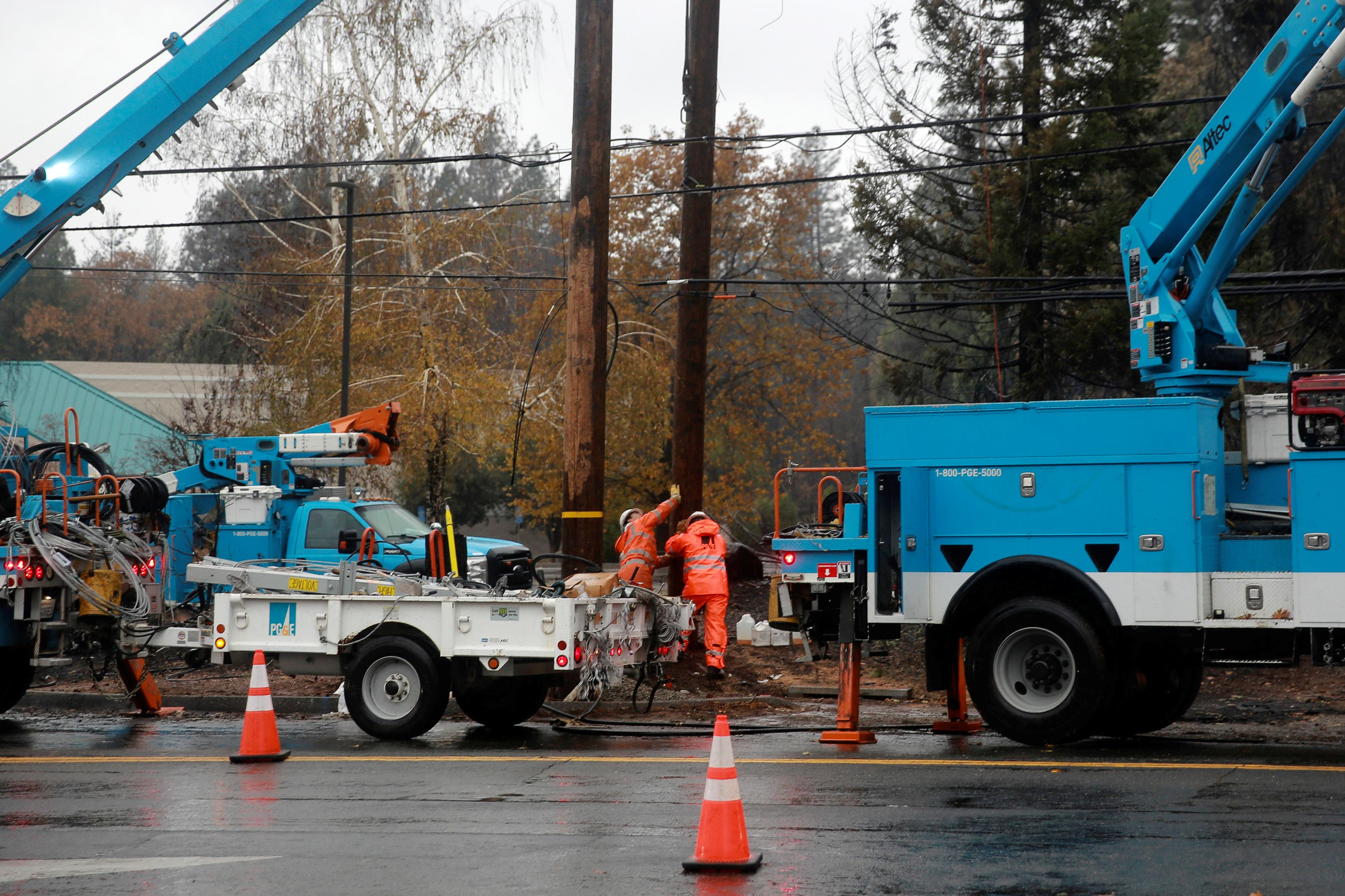California regulator opens case against PG&E for falsifying pipeline safety records