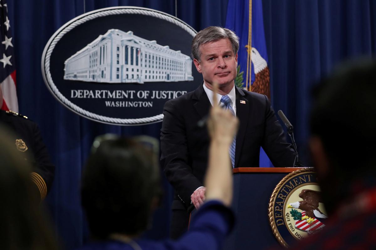 U.S., allies slam China for economic espionage, spies indicted