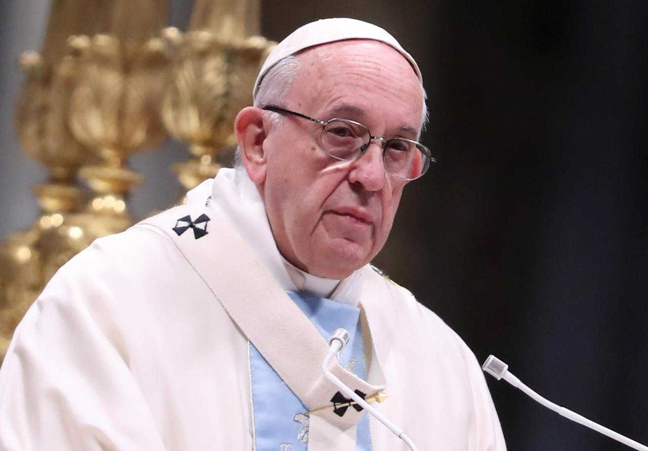 Pope Francis Tells Catholics to Confess Their Sin Directly to God Instead of Through a Priest During Coronavirus Pandemic