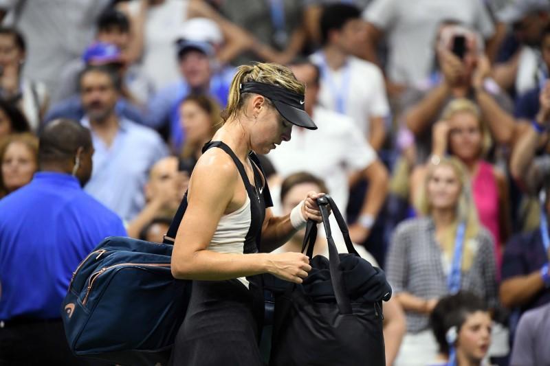 Sharapova suffers injury blow ahead of Australian Open