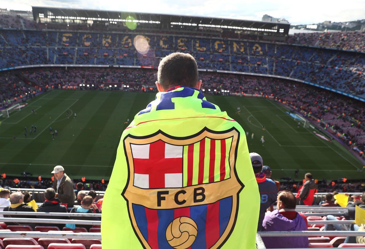 f663799440a Soccer Football - La Liga Santander - FC Barcelona v Real Madrid - Camp Nou