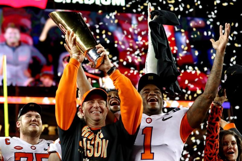 Rise of the Tiger: Freshman QB Lawrence carries Clemson to title