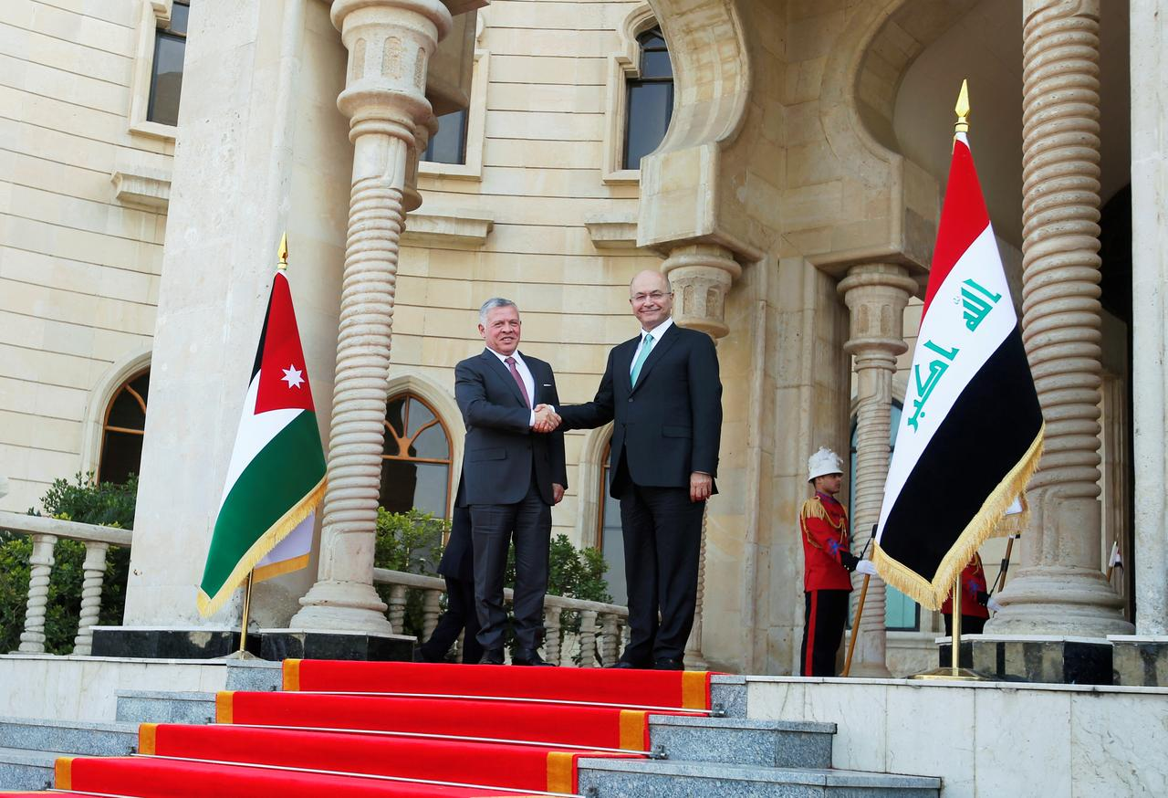 info pour b5989 07e6a Jordan, France, Iran follow Pompeo to Baghdad, Le Drian ...