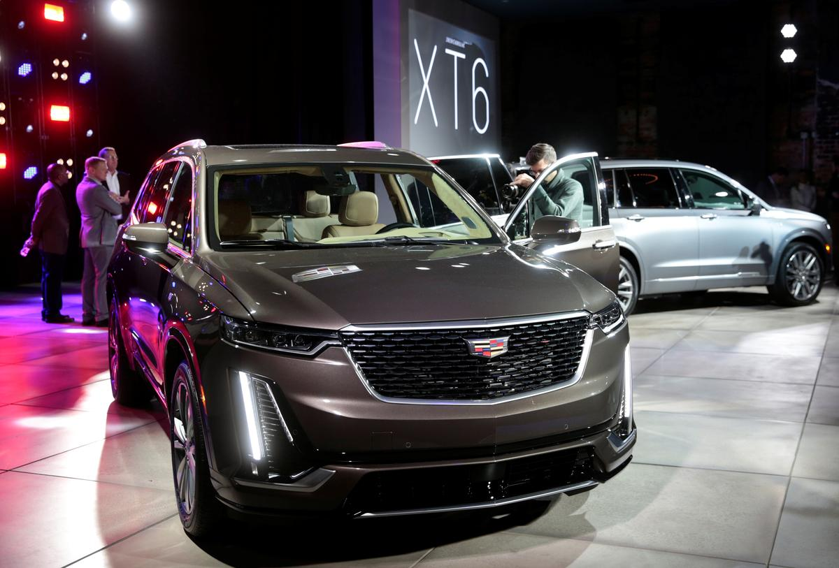 GM electric vehicle strategy last chance for Cadillac's success:...