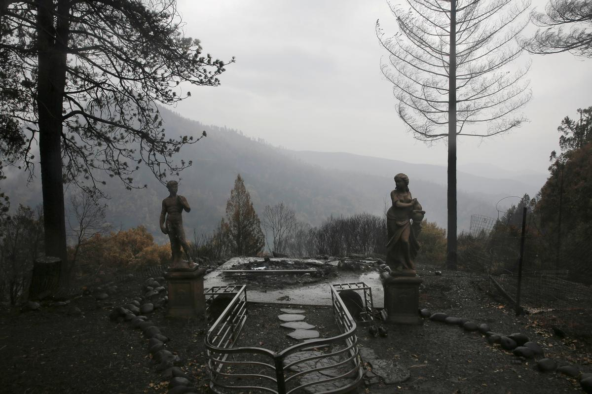 No clear path for California as massive PG&E utility nears bankruptcy