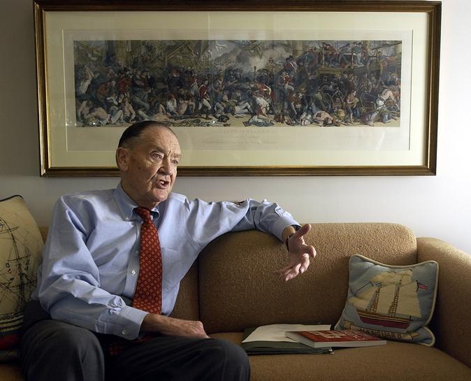 reuters.com - Ross Kerber - John Bogle, Vanguard founder and low-cost investing pioneer, dies at 89