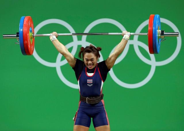 Weightlifting Thailand Faces Olympic Ban After Six Positives At Worlds Reuters