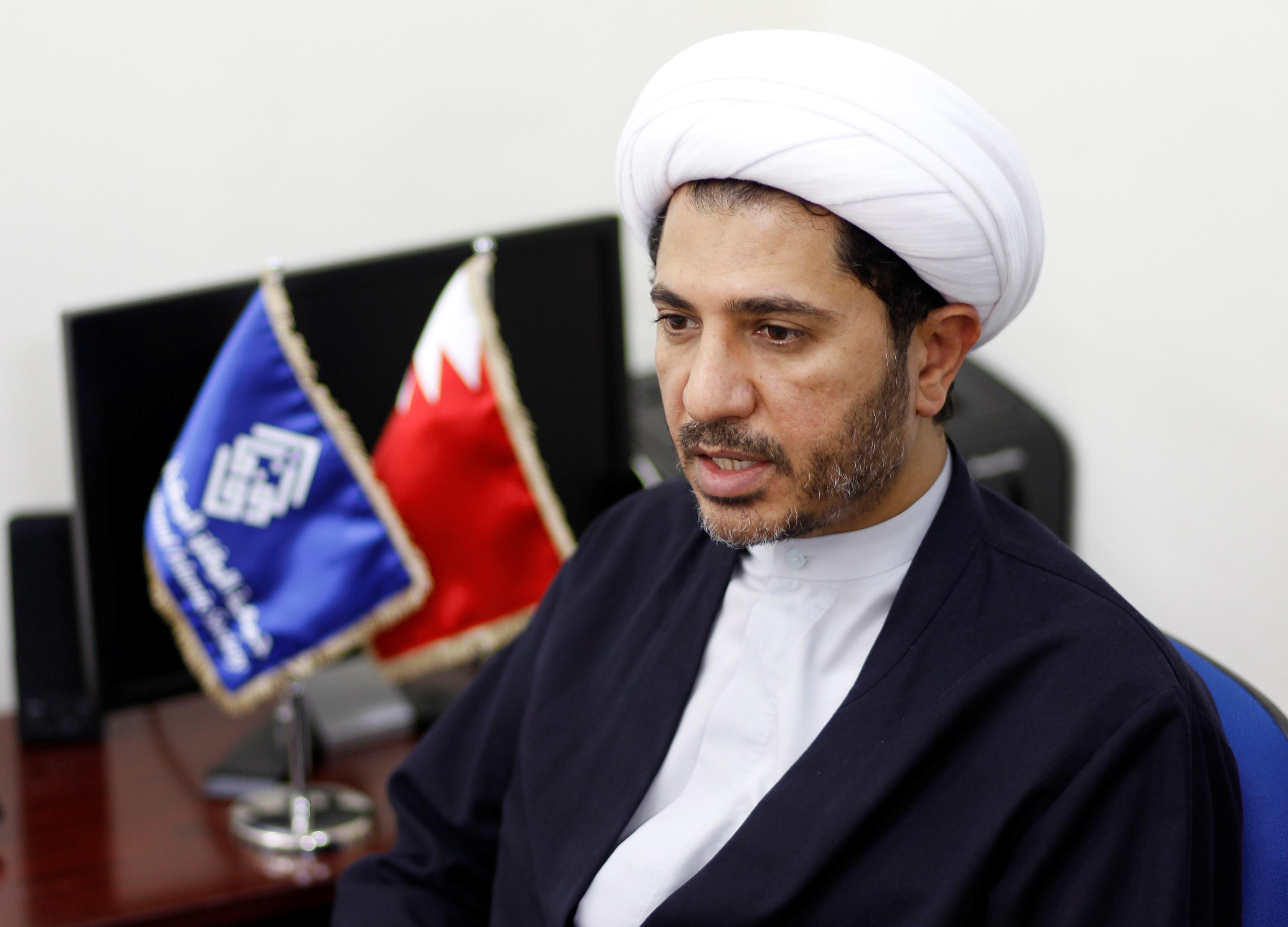Bahrain upholds life sentence against opposition leaders: BNA