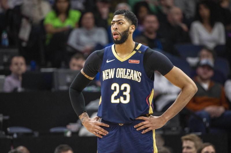 Davis Tells Pelicans He Wants A Trade Reuters