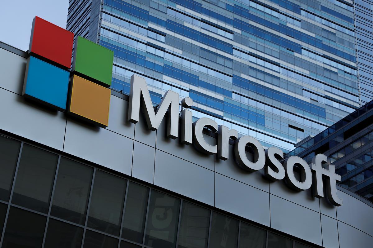 時間 マイクロソフト 外 株価
