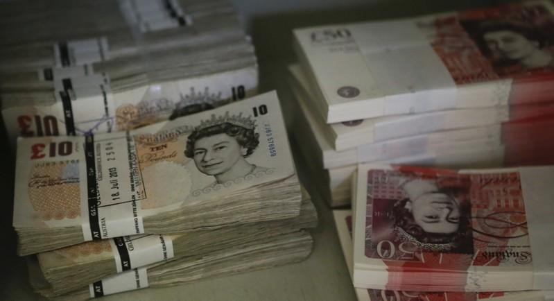 Sterling drops towards $1 29 as technical trigger fuels sell