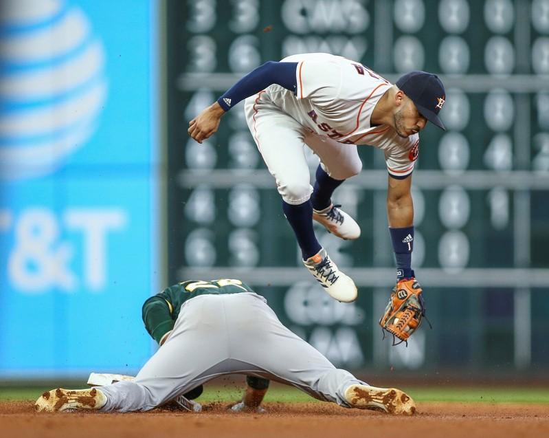 MLB notebook: Astros' Correa wins arbitration case