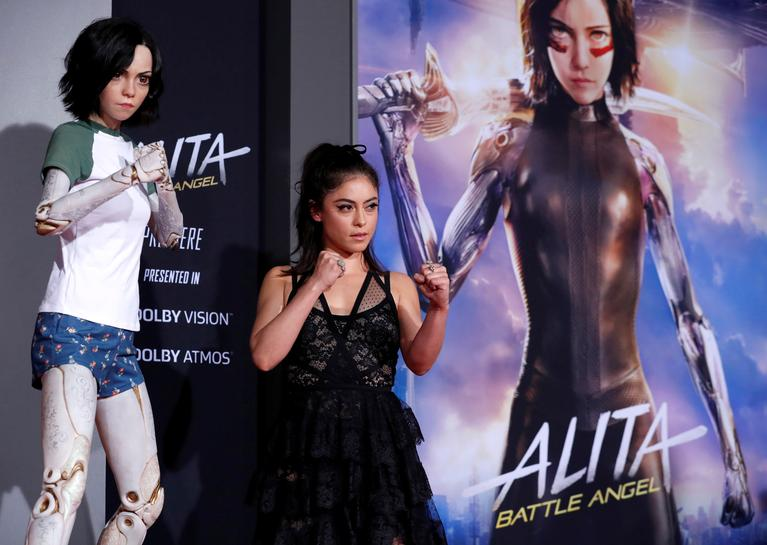 We Re Happy With It Say Makers Of Big Budget Alita Battle Angel Reuters