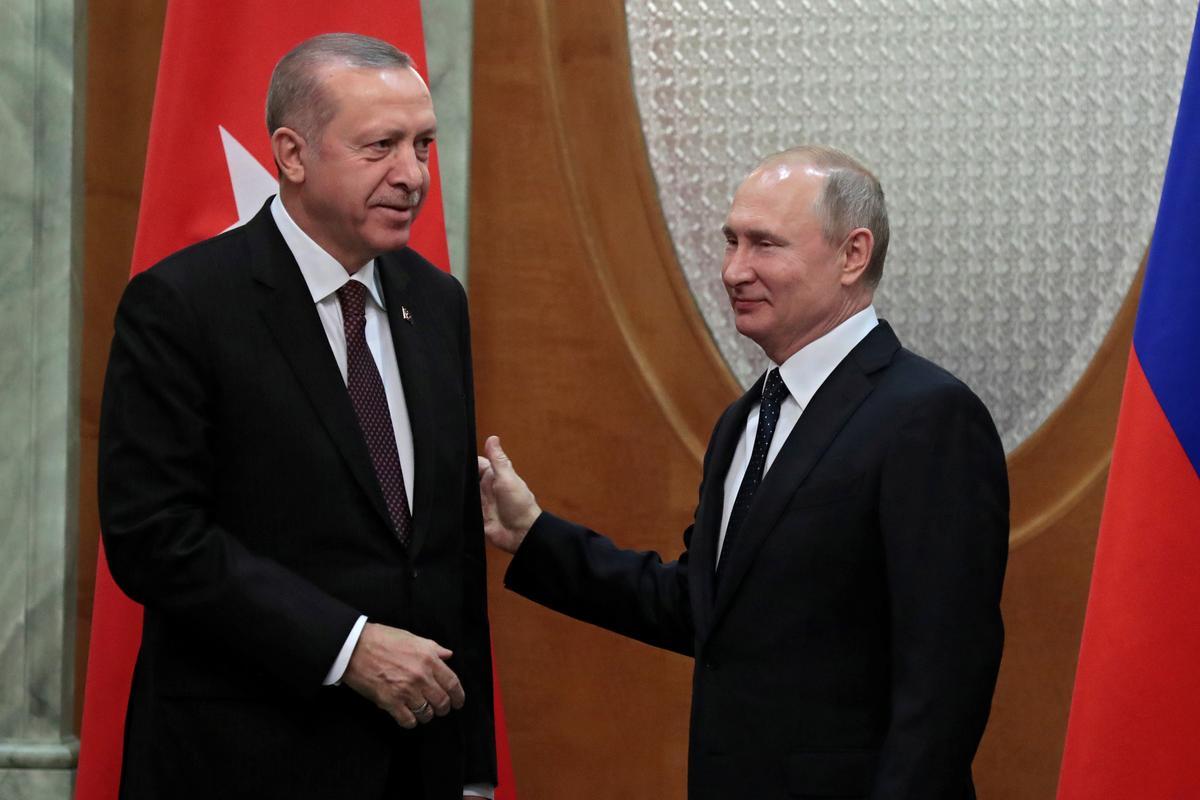 Putin to Turkey and Iran: We must crush militants in Syria's Idlib