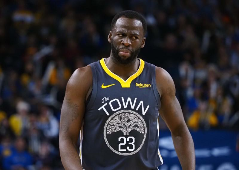 factory authentic 9c844 a5aaa Report: Warriors' Green to sign with LeBron's agent - Reuters