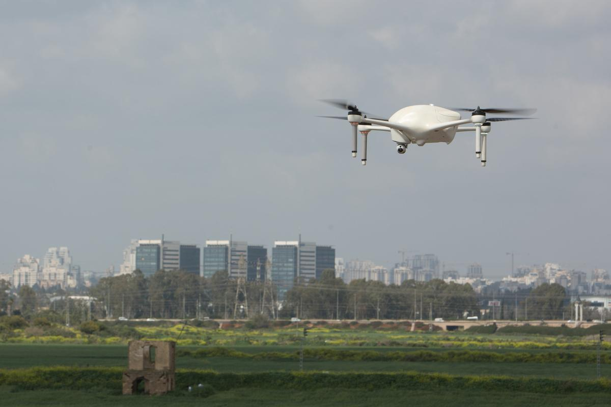 Drone Maker Airobotics Moving Production from Israel to Arizona