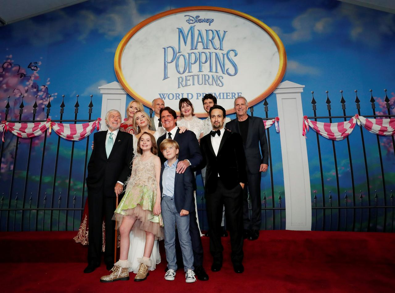 Mary Poppins shows banking industry it must change: IMF's