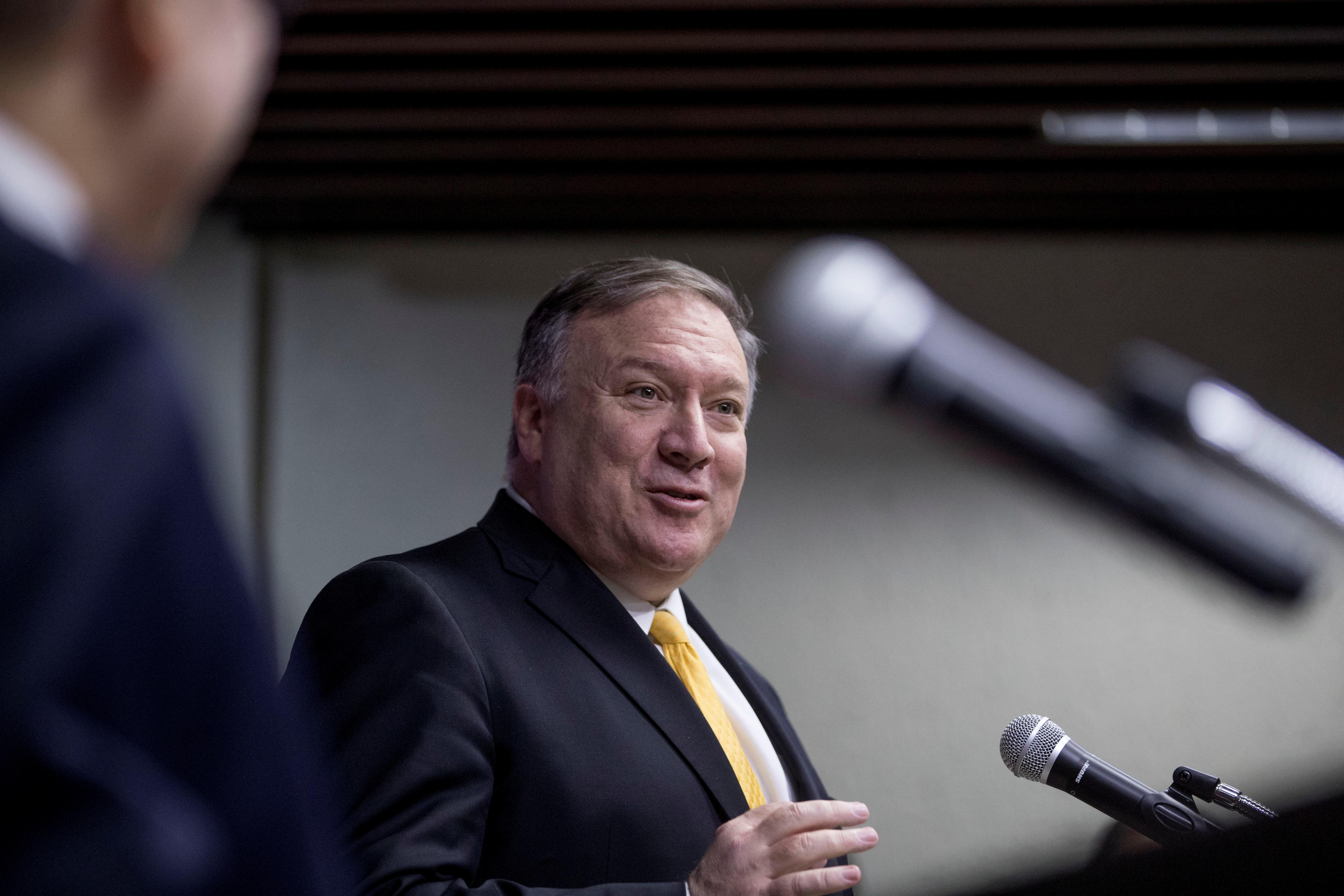 Pompeo says North Korea not clear on scope of closing Yongbyon facility
