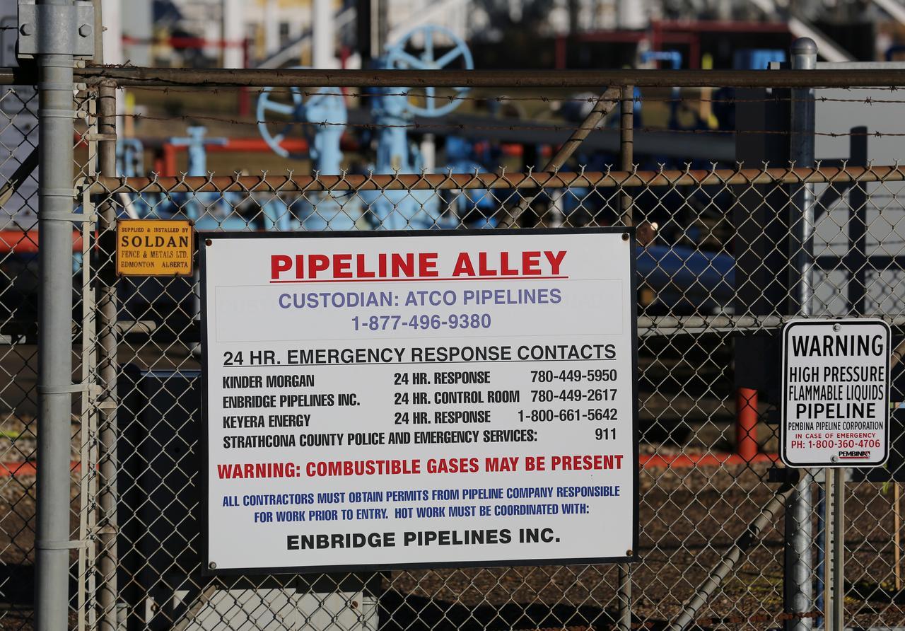 Enbridge pipeline delay spooks traders in long-term Canada